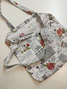 Nákupné tašky - Nákupná taška - 11186343_
