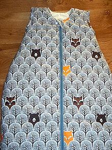Textil - spací vak - 11188631_