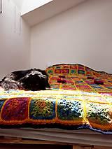 Úžitkový textil - DŽITANES, aneb NOOO veď aj v lete bývajú chladné noci - 11187360_