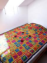 Úžitkový textil - DŽITANES, aneb NOOO veď aj v lete bývajú chladné noci - 11187363_
