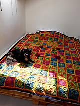 Úžitkový textil - DŽITANES, aneb NOOO veď aj v lete bývajú chladné noci - 11187364_