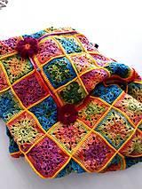 Úžitkový textil - DŽITANES, aneb NOOO veď aj v lete bývajú chladné noci - 11187365_