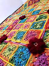 Úžitkový textil - DŽITANES, aneb NOOO veď aj v lete bývajú chladné noci - 11187366_