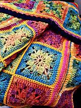 Úžitkový textil - DŽITANES, aneb NOOO veď aj v lete bývajú chladné noci - 11187367_