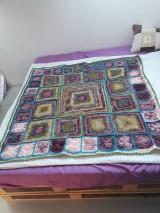 Úžitkový textil - DŽITANES, aneb NOOO veď aj v lete bývajú chladné noci - 11187380_