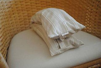 Úžitkový textil - Pohánkový vankúš na kríže a bedrá - 11187451_