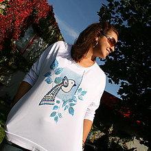 Mikiny - Čarovný vtáčik... UNI - 11189816_