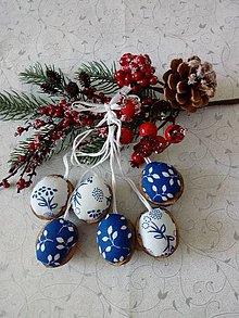 Dekorácie - Vianočné oriešky - 11192139_