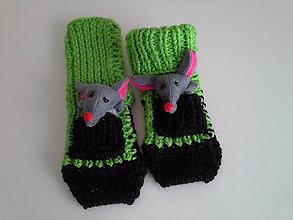 Topánočky - Myšiak vo vrecúšku - 11190357_