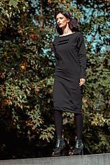 Šaty - FNDLK úpletové šaty 431 NuVdL - 11190060_