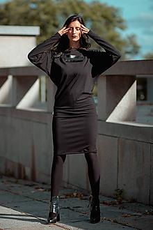 Šaty - FNDLK úpletové šaty 431 NuVdL - 11190055_