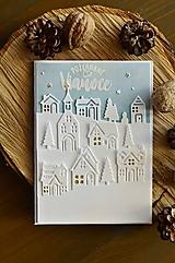 Papiernictvo - Vianočné mestečko - 11189615_