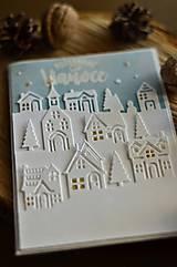 Papiernictvo - Vianočné mestečko - 11189616_