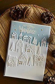 Papiernictvo - Vianočné mestečko - 11189614_