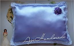 Úžitkový textil - vankúšik k odobierke od rodičov - 11191568_