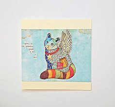 Papiernictvo - Pohľadnica vianočná * pozdrav - 11191279_