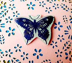 Odznaky/Brošne - Modrák - 11191736_