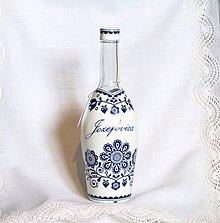 Iné - Darčeková fľaša Jozefovica - 11191536_