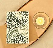 Papiernictvo - Vianočná pohľadnica - 11190142_