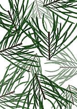 Papiernictvo - Vianočná pohľadnica - 11190153_