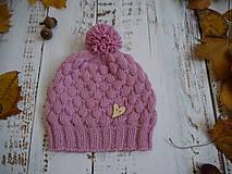 Detské čiapky - Minibrmbolčeková - 11190909_