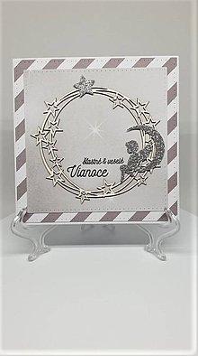 Drobnosti - Vianočná pohľadnica - 11193898_