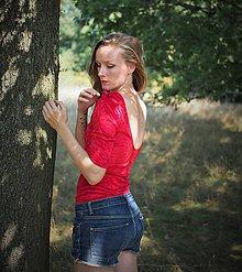 Iné oblečenie - body Redness - 11194302_