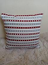 Úžitkový textil - Obliečka na vankúš - 11195172_