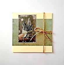 Papiernictvo - Pohľadnica vianočná * pozdrav - 11193954_