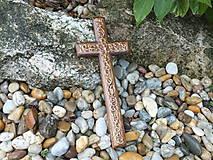 Dekorácie - Krížik 25 - 11193119_