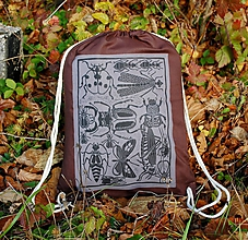 Batohy - batoh chrobáky - 11194761_