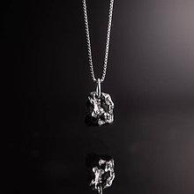 Náhrdelníky - Úlomok METEORITU - 11195285_