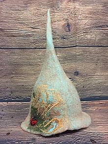 Čiapky - Čiapka / klobúk do sauny - 11193599_