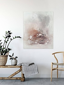 Obrazy - Kútik z prírody, 80x100, abstraktné obrazy, abstraktný obraz - 11193956_