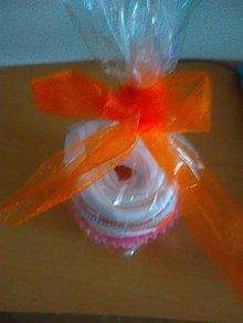 Drobnosti - cupcake- tortovè plienky - 11195310_