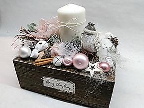 Dekorácie - Vianočná dekorácia - 11192821_