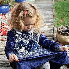 Detské oblečenie - Šatôčky ako pre princezničku... - 11199015_