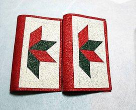 Úžitkový textil - Vianočné prestieranie - 11197434_