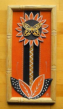 Obrazy - Kvet Motýľ - 11196344_