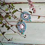 Náušnice - Oriental n.53 - sutaškové náušnice - 11198068_