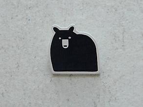 Odznaky/Brošne - medviedik - 11199118_