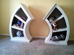 Nábytok - children bookcase - 11195912_