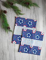 Úžitkový textil - Nákupné vrecúško na zips - 11197666_
