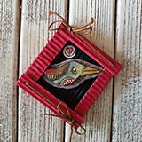 Odznaky/Brošne - Vtáča - brošňa - 11197336_