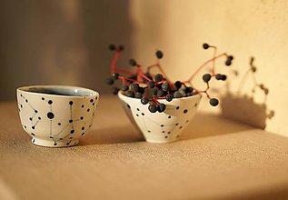 Nádoby - porcelánové šálky Súhvezdia - 11197865_