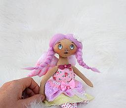 Bábiky - Luisa...veselá anjelka - 11202311_