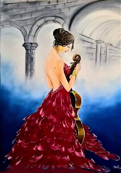 Violončelistka