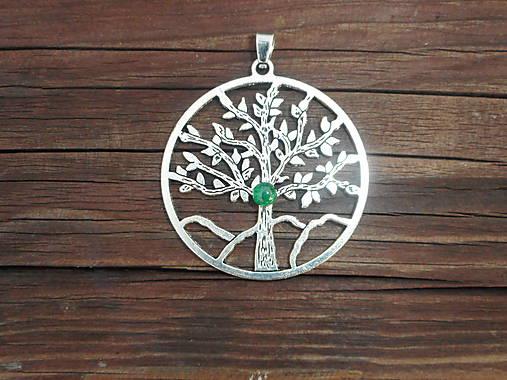 stromček života-šťastia-avanturín-