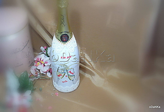 Nádoby - svadobné šampanské I. - 11202017_