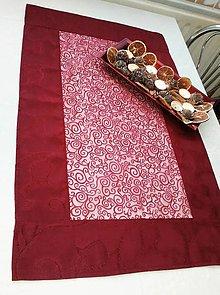 Úžitkový textil - Vianočná štóla - 11202327_